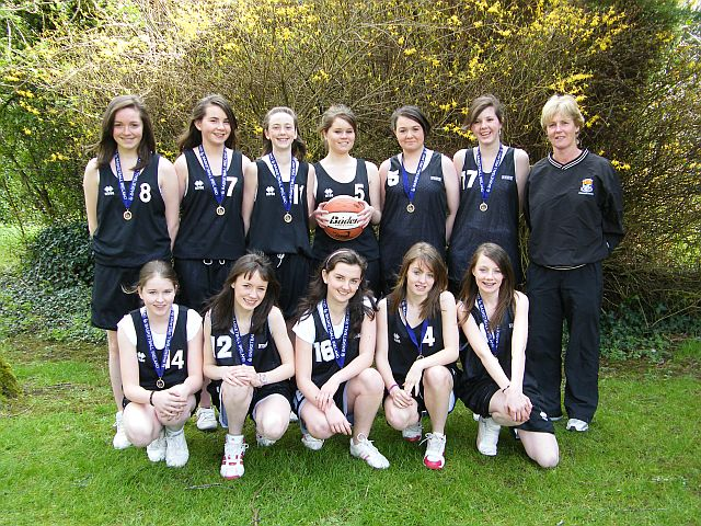Super Performance from 2nd Yr. Basketballers