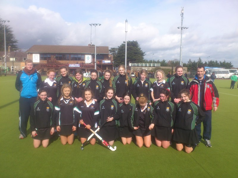 Junior A Plate Final Match Report