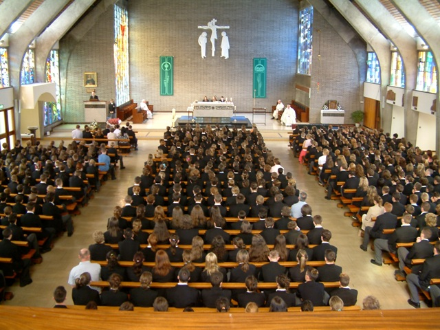 secondary school education in newbridge  co  kildare